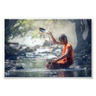 Ancient meditation asia photo