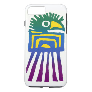 Ancient Mexican Bird iPhone 7 Plus Case