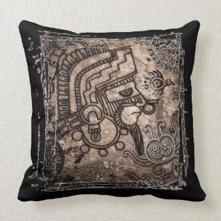 "Ancient Mexico Polyester Throw Pillow 20"" x 20"""