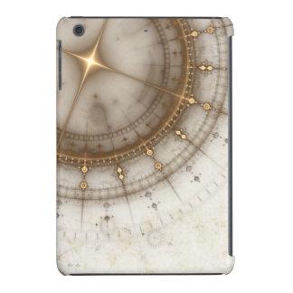 Ancient Nautical Chart, Grunge iPad Mini Covers