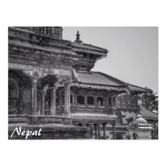 Ancient Nepal Postcard