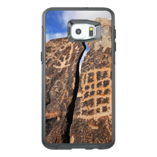 Ancient Petroglyph OtterBox Samsung Galaxy S6 Edge Plus Case