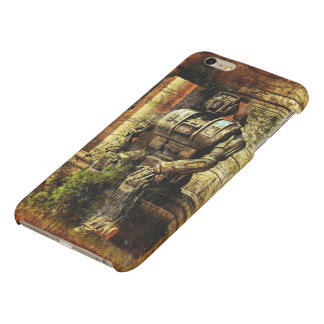 Ancient Robot Matte iPhone 6 Plus Case