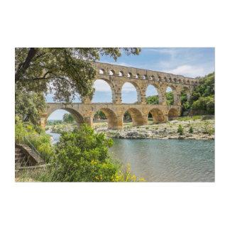 Ancient Roman Aqueduct Acrylic Print