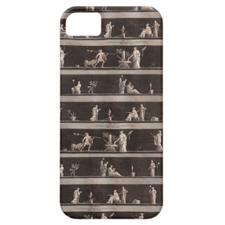 Ancient Roman Figures Classics Scholar or Teacher iPhone 5 Case