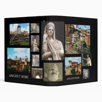 ANCIENT ROME BINDER - images of ANCIENT ROME