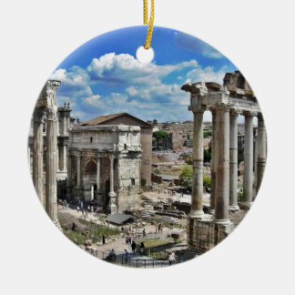 Ancient Rome Ceramic Ornament