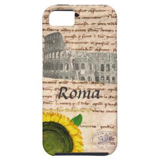 Ancient Rome Sunflower Case
