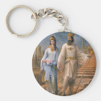 Ancient Royalty Keychain