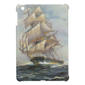 Ancient Sailing Ship iPad Mini Cover