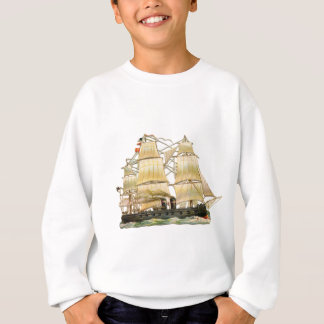 Ancient Ship Sweatshirt