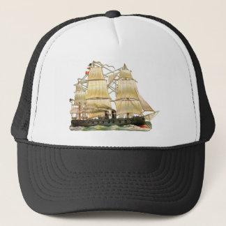 Ancient Ship Trucker Hat