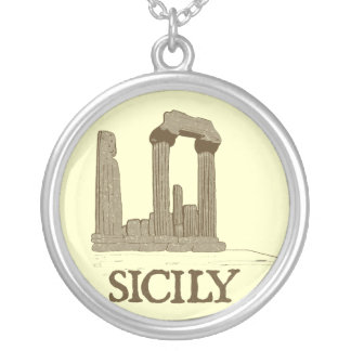 Ancient Sicily Necklace