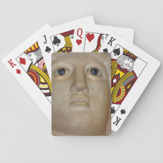Ancient Statue Roman Goddess Fine Art Playing Cards