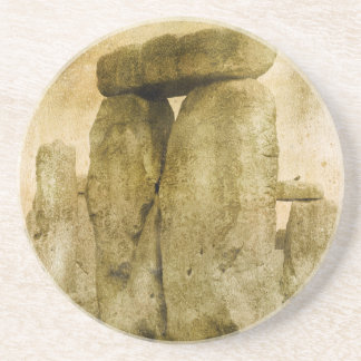 Ancient Stone Drink Coaster