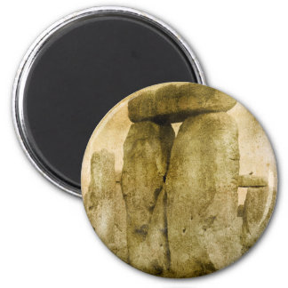 Ancient Stone Magnet