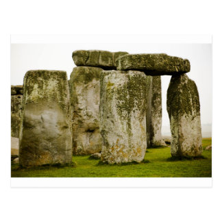Ancient Stonehenge, UK Postcard