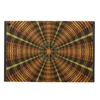 Ancient Temple Mandala Cover For iPad Air