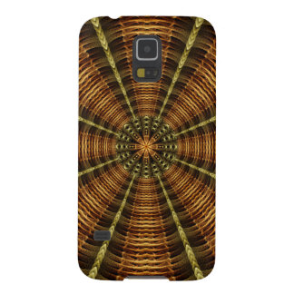 Ancient Temple Mandala Galaxy S5 Cover