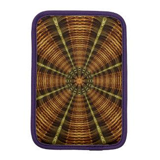 Ancient Temple Mandala iPad Mini Sleeves