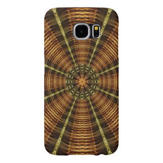 Ancient Temple Mandala Samsung Galaxy S6 Cases