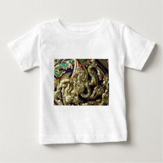 ANCIENT THAILAND METALLIC MURAL BABY T-Shirt