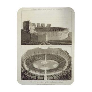 Ancient Theatre, now a Plaza de Toros, and a View Magnet