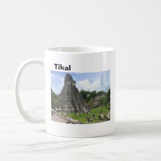 Ancient Tikal Coffee Mug