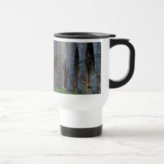 Ancient Tintern Abbey I Cistercian Monastery Wales Coffee Mug