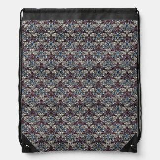 Ancient Triad Drawstring Bag