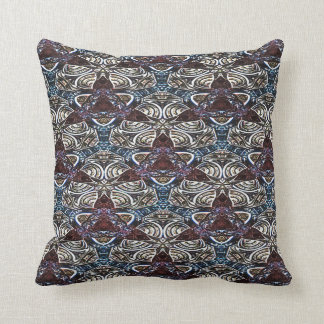 Ancient Triad Throw Pillow