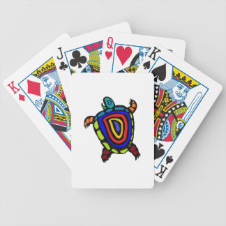 ANCIENT TRIBUTES BICYCLE PLAYING CARDS