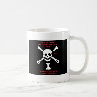 Ancient Viking Prayer...Fear Not Death Coffee Mug
