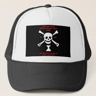 Ancient Viking Prayer...Fear Not Death Trucker Hat