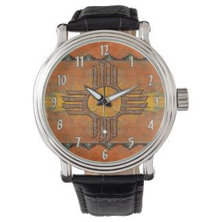 Ancient Zia Watch