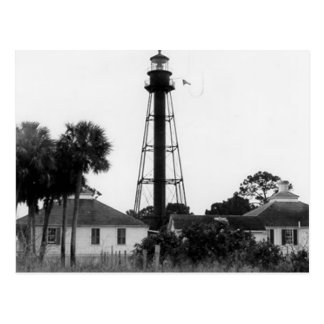 Anclote Keys Lighthouse 2 Postcard