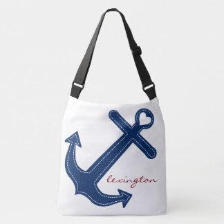 Ancre avec nautique nommé sac