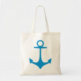 Ancre bleue sacs