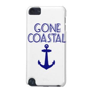 Ancre côtière allée de bleu marine coque iPod touch 5G