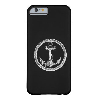 Ancre et guirlande coque barely there iPhone 6