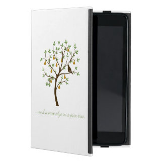 And a partridge in a pear tree iPad mini case