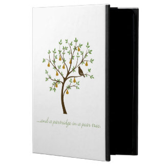 And a partridge in a pear tree powis iPad air 2 case