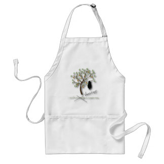And a vampire in a pear tree apron
