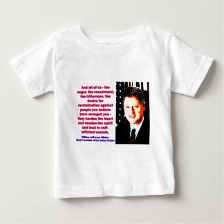 And All Of Us - Bill Clinton Baby T-Shirt