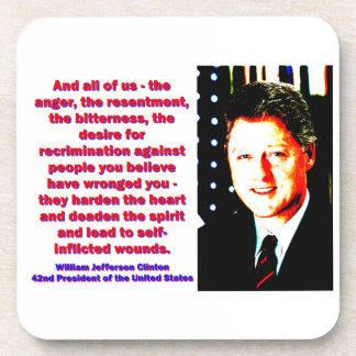 And All Of Us - Bill Clinton Coaster