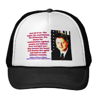 And All Of Us - Bill Clinton Trucker Hat