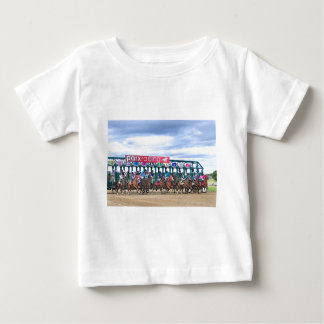 And Away They Go Baby T-Shirt