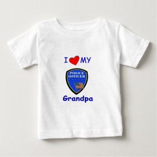 And I Love My Police Grandpa T-shirts