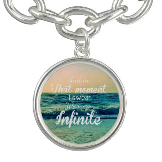 And in that moment, I swear we were infinite. Bracelets