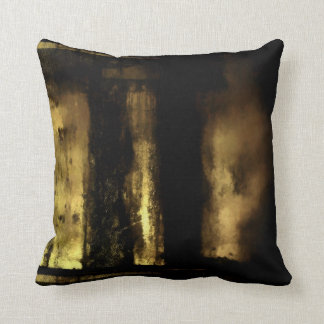 And in the end, there was nothing throw pillow